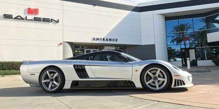 Land vehicle, Vehicle, Car, Supercar, Sports car, Coupé, Saleen s7, Automotive design, Performance car, Race car,