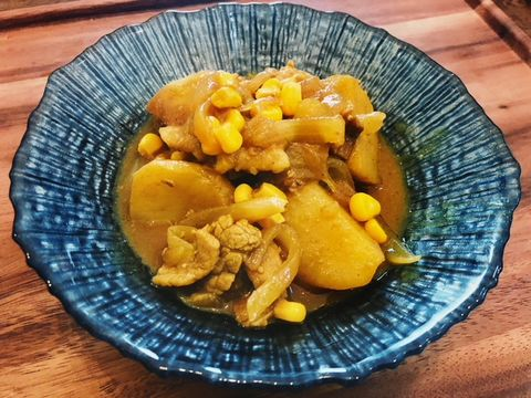 Dish, Cuisine, Food, Ingredient, Produce, Nikujaga, Curry, Recipe, Vegetable,