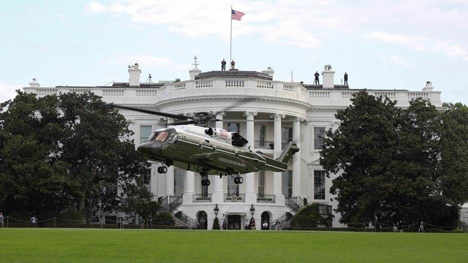 Sikorsky Will Build the President's New Marine One Helicopter