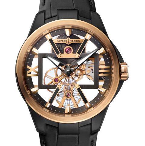 ulysse nardin executive skeleton x wosg exclusive timepiece