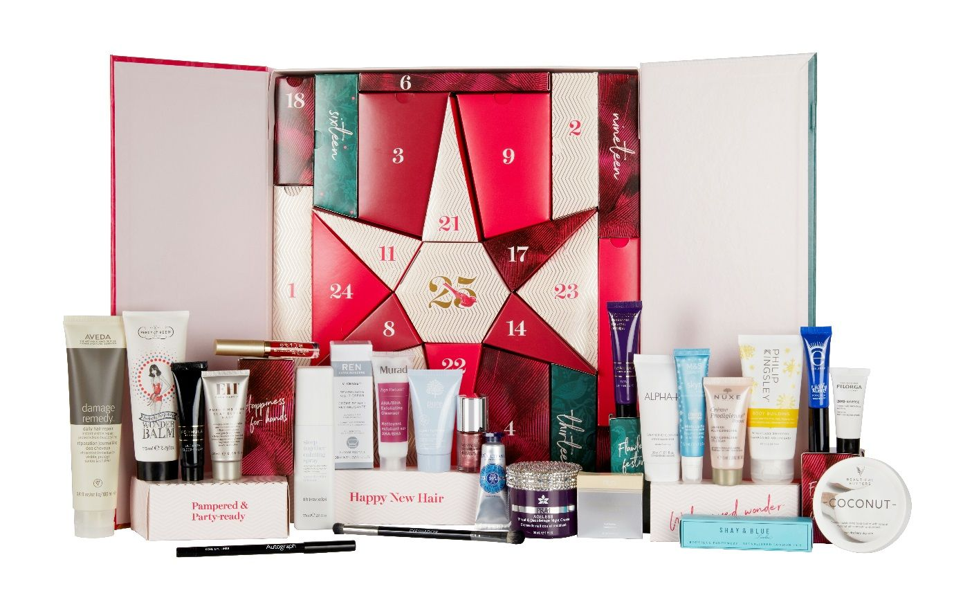 The Marks & Spencer beauty advent calendar is on sale today