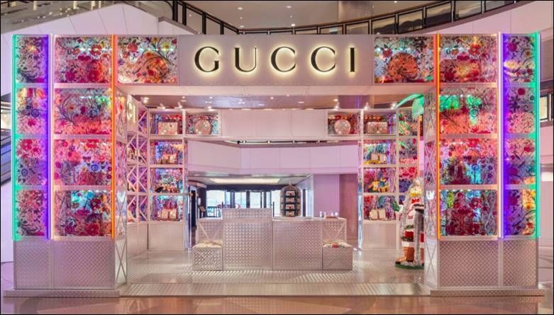 Get Your Holiday Shopping Done at Gucci's Immersive New Pop-Up