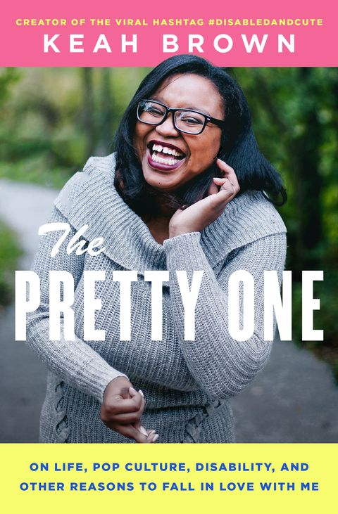 Writer Keah Brown Reveals the Cover for The Pretty One