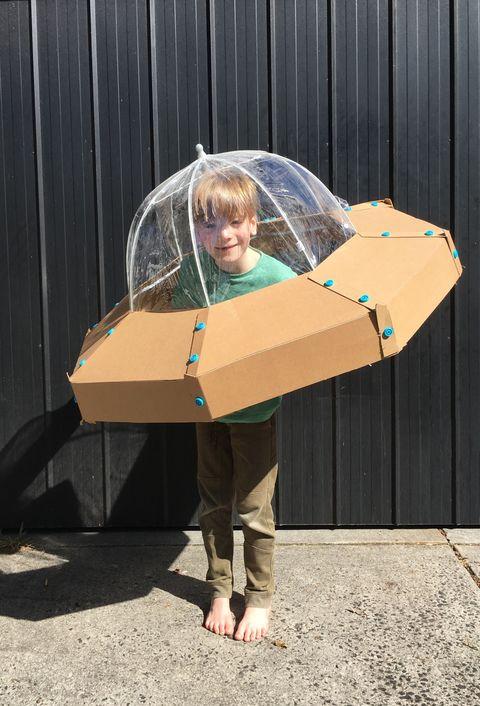 20 DIY Alien Costume Ideas - Alien Halloween Costumes for ...