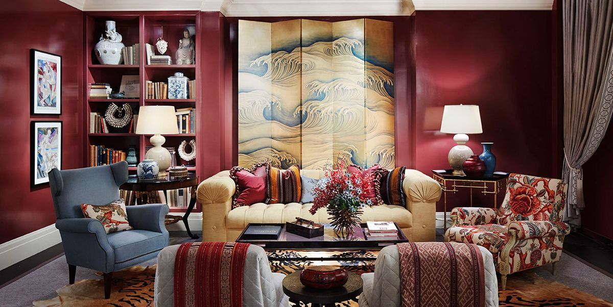 Go Bold With These Designer-Approved Shades of Red