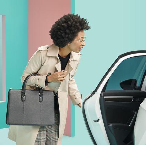 Green, Turquoise, Luxury vehicle, Vehicle door, Fashion, Automotive design, Shoulder, Street fashion, Vehicle, Car,