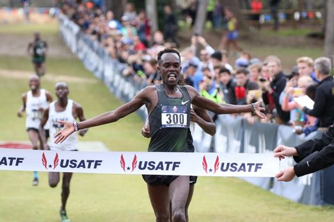 Shelby Houlihan, Shadrack Kipchirchir Win USATF Cross Country Titles