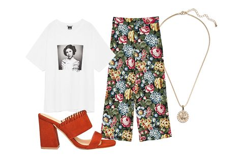 White, Clothing, Footwear, Product, Fashion, Shoe, Dress, Font, Trousers, Pattern,