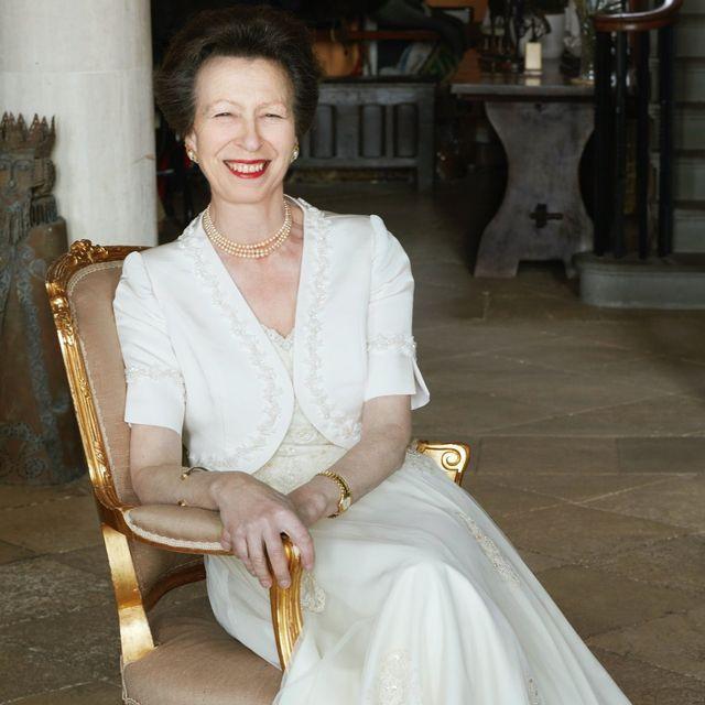 princess anne 70th birthday portraits