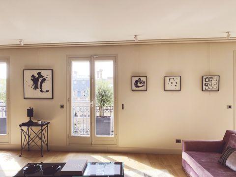 Room, Interior design, Wall, Floor, Ceiling, Furniture, Interior design, Flooring, Fixture, House,