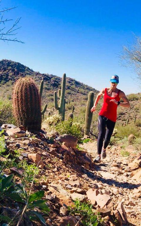 Alicia Judy Fall Into Abandoned Mine on Trail Run in Arizona