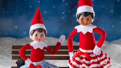elf on the shelf - Christmas Elf On The Shelf