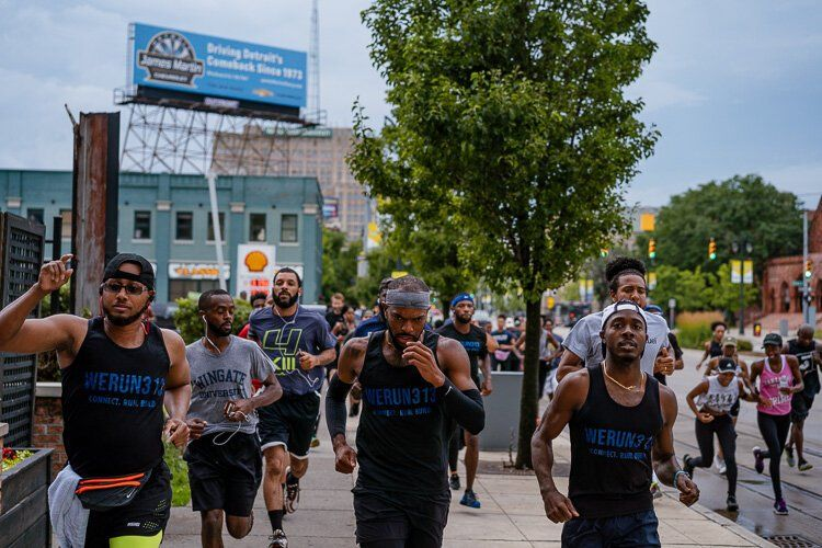 Detroit Runners Join Together to Create the Run Club Their Community Was Missing