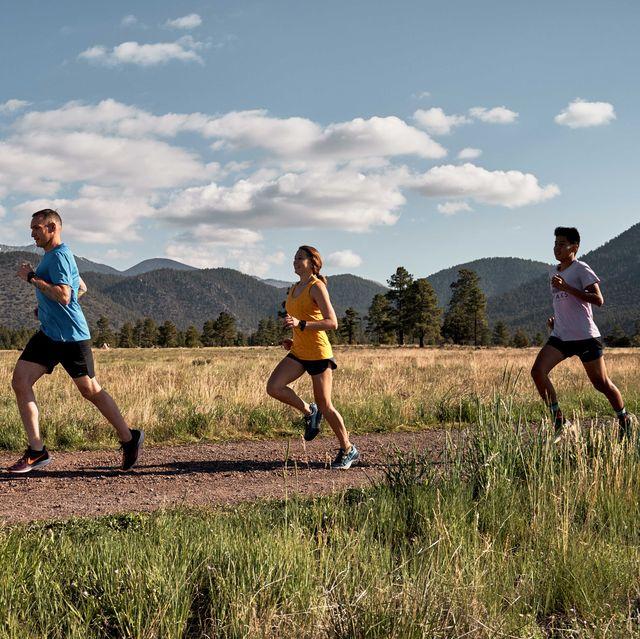 running in groups coronavirus