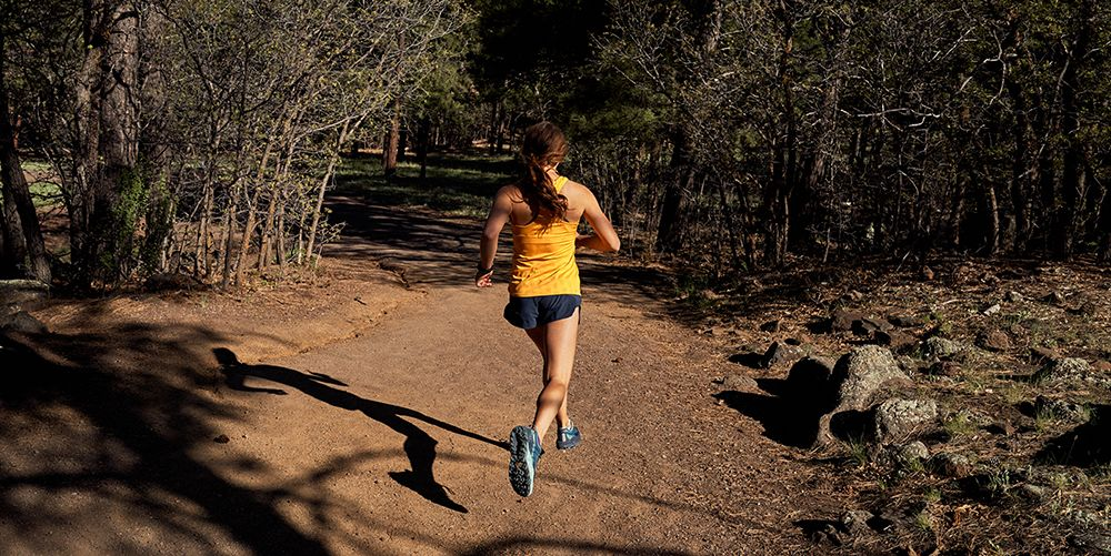 Picture - How to Manage a Panic Attack While on a Run