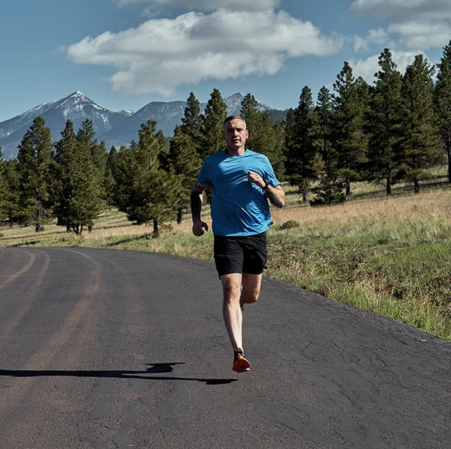 running after knee replacement