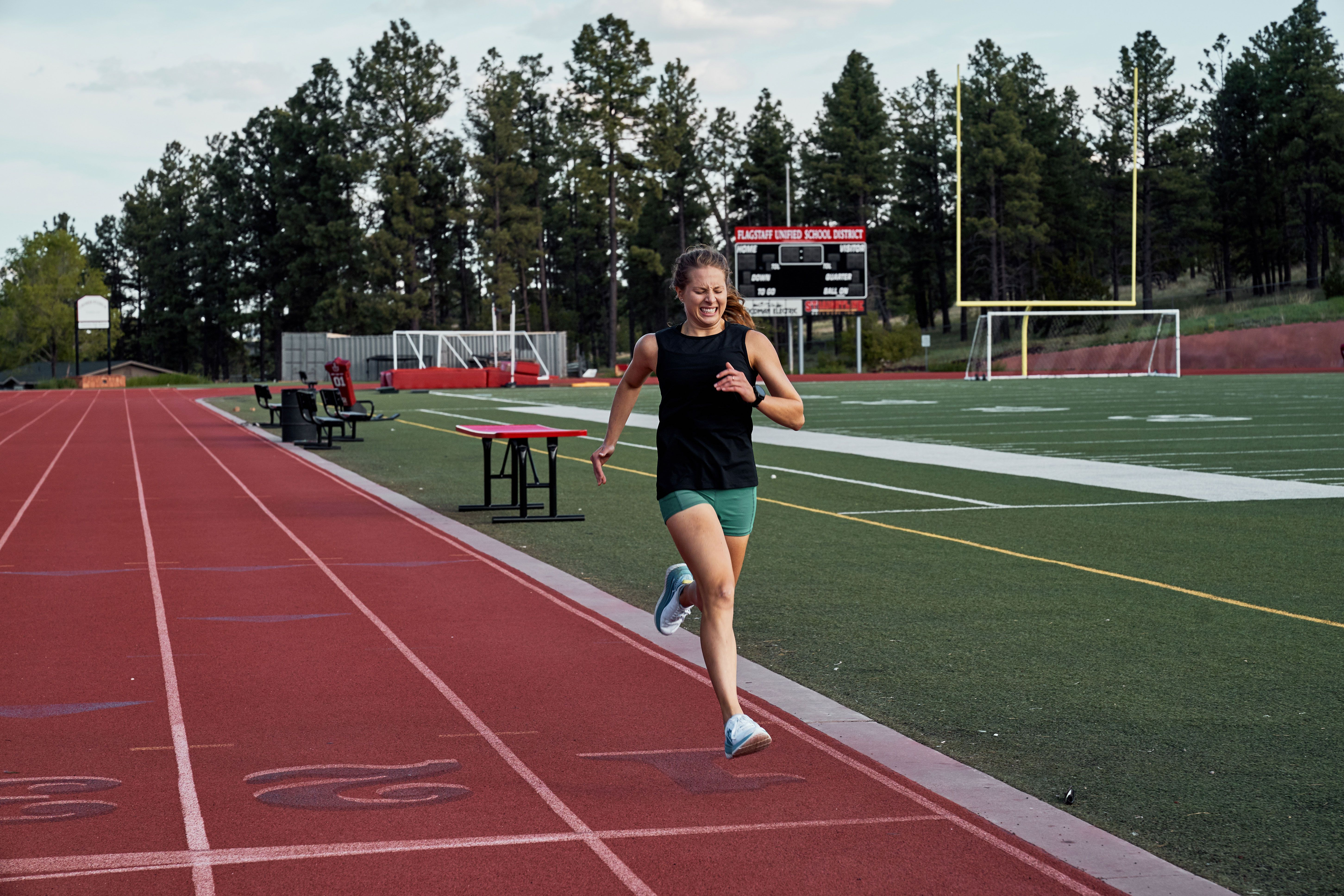 4 Speedwork Workouts That Can Help You Nab Your Next PR