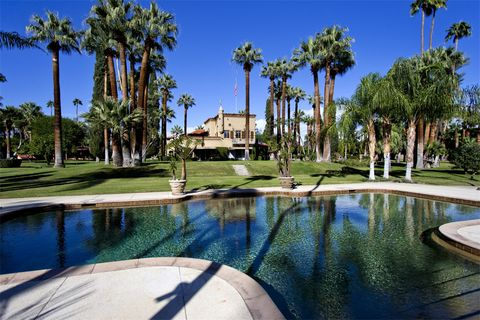Cary Grant Palm Springs Home
