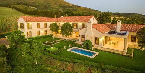Property, Home, House, Estate, Mansion, Building, Real estate, Mountain village, Villa, Rural area,
