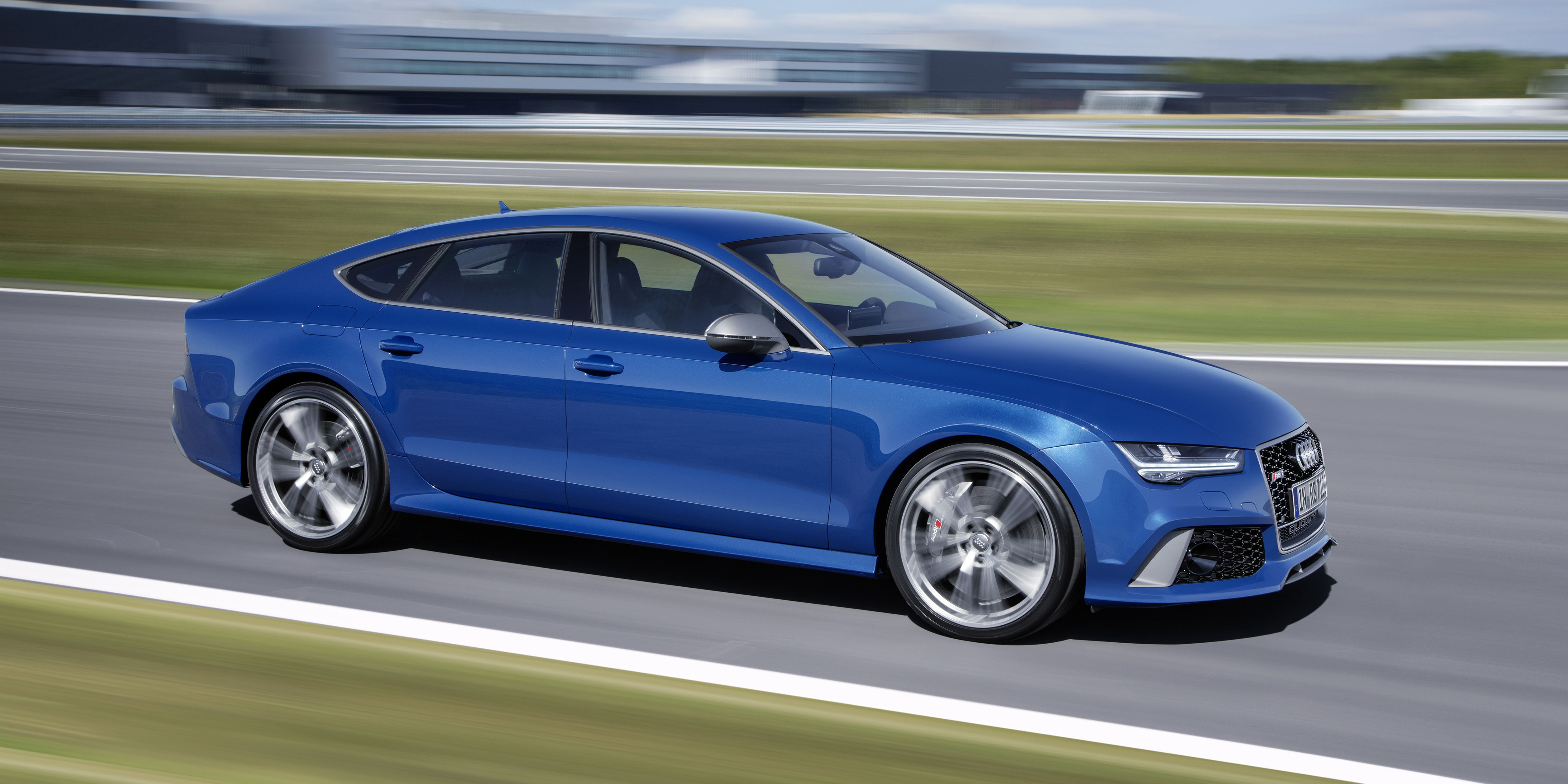 Audi Is Working on a 700 HP Hybrid RS7
