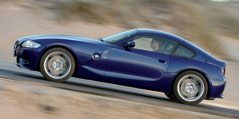 How Does the BMW Z4 M Coupe Hold Up Over Ten Years Later?