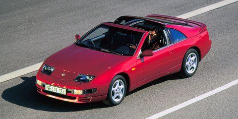 Land vehicle, Vehicle, Car, Coupé, Sports car, Renault alpine gta/a610, Sedan, Performance car, Personal luxury car, Mid-size car,