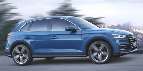 Audi Suv Models >> 2020 Audi A8 And Q5 Now Have Plug In Hybrid Models
