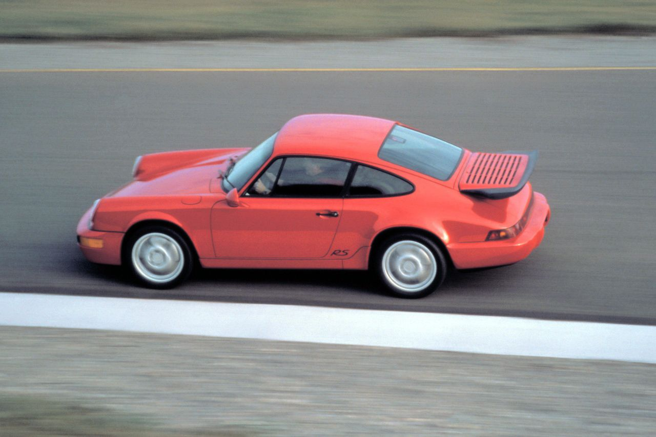 The RS America Was the Cheapest Porsche 911 You Could Buy in 1993