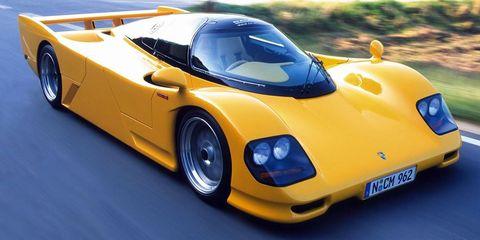 ダウアー962ルマン(Dauer 962 Le Mans)
