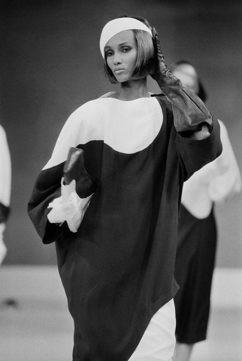 défilé thierry mugler, prêt à porter printemps été 1983