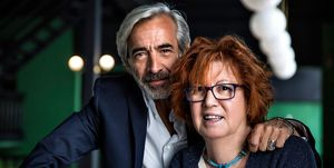 Imanol Arias entrevista Rosa Villascastín