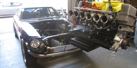 z car garage kn20 build