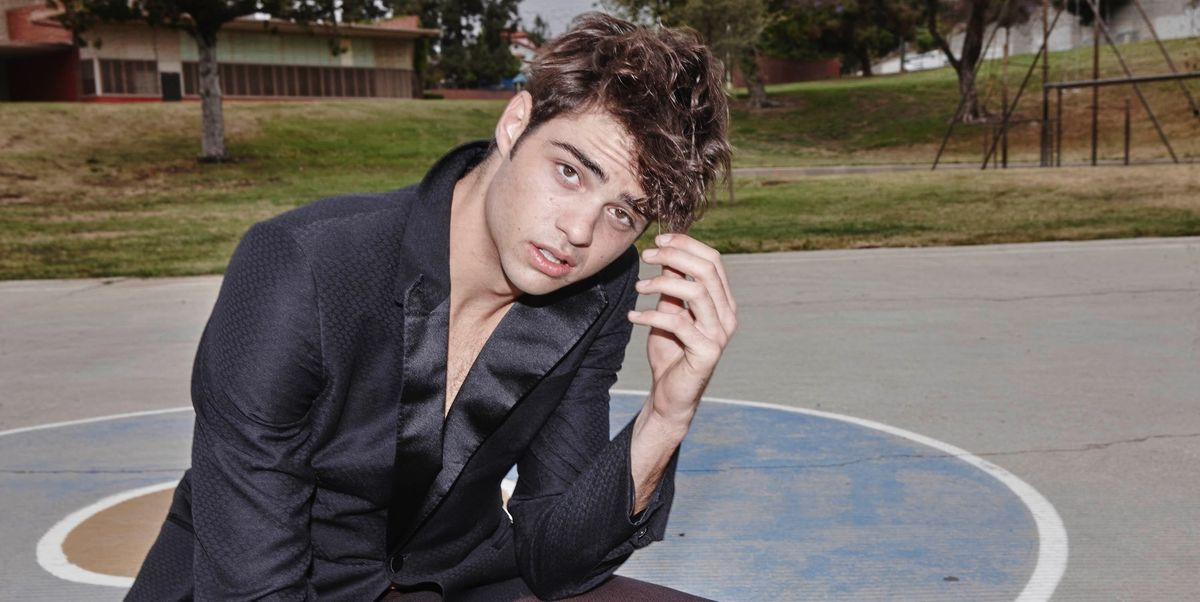 Noah Centineo Talks To All The Boys I Ve Loved Before