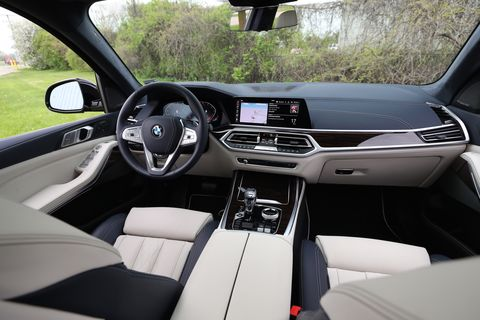 2019 Bmw X7 Bmw S Largest Suv Is Extremely Quiet Inside