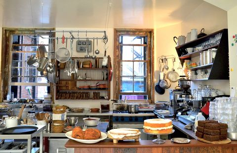 Room, Building, Furniture, Interior design, Table, Brunch, House, Coffeehouse,