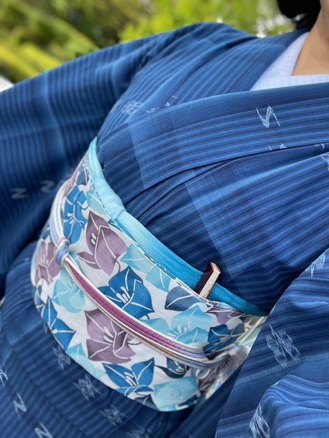 朝香沙都子さん 琉球染織
