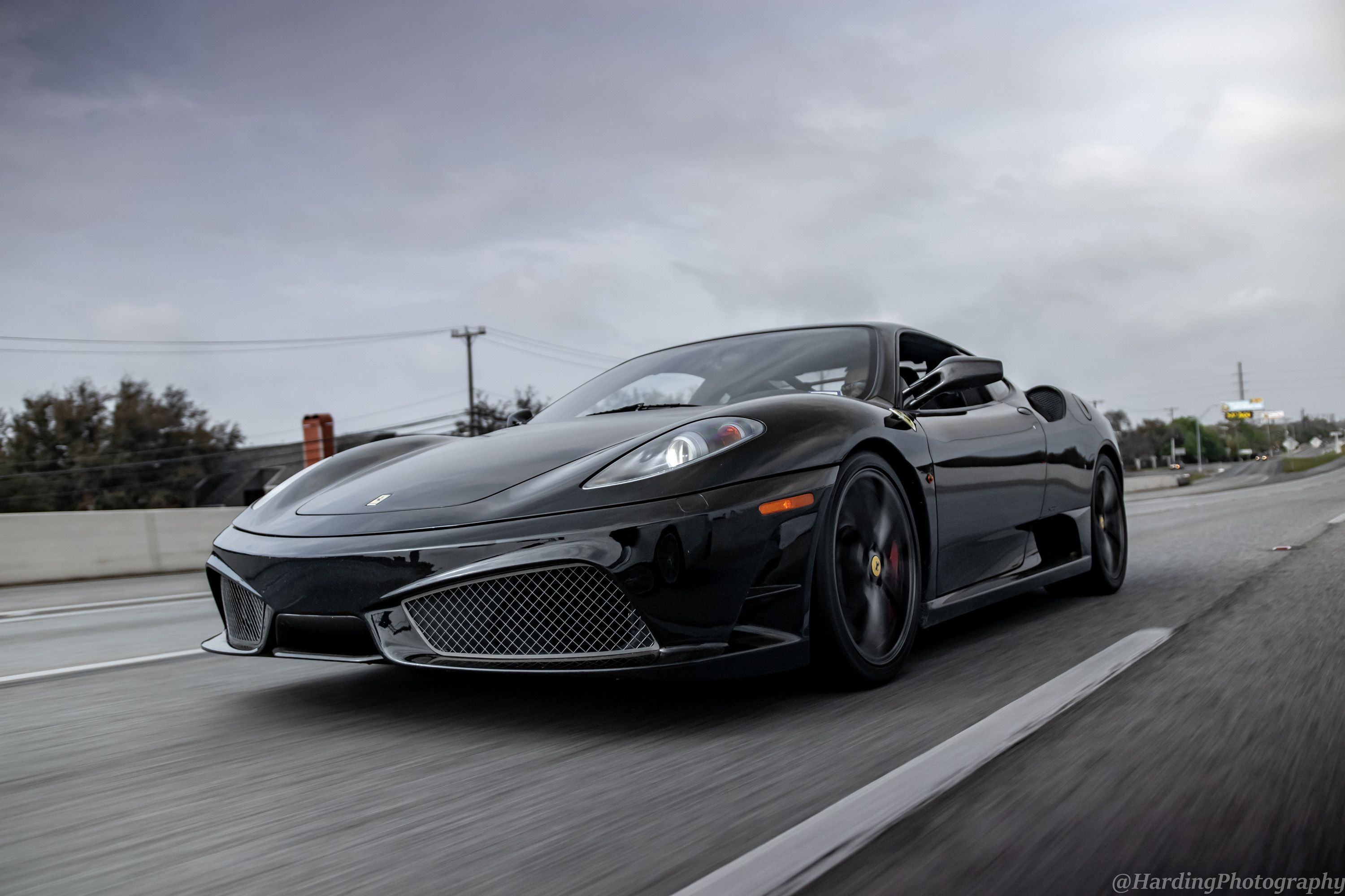 The Only Manual-Swapped 430 Scuderia Is the World's Greatest Ferrari