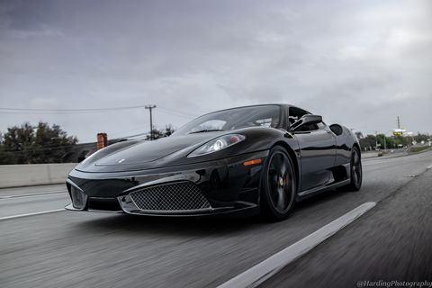 The Only Manual Swapped 430 Scuderia Is The Worlds Greatest