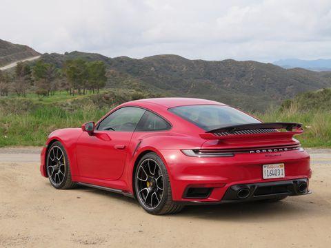 2021 Porsche 911 Turbo S First Drive