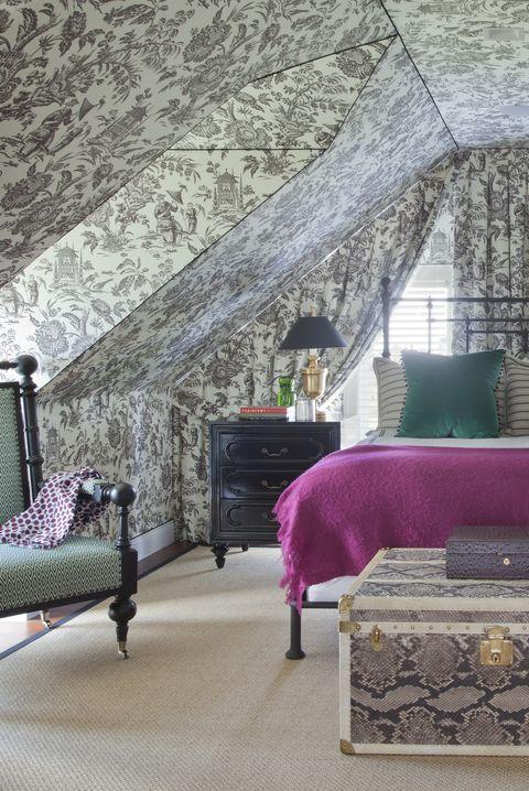 Wallpaper Bedroom Ideas