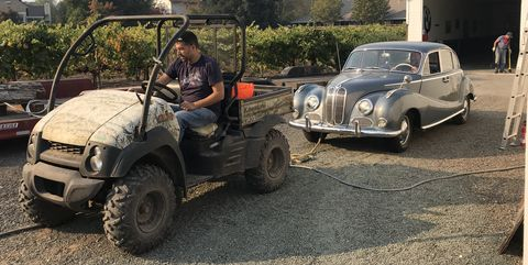 Land vehicle, Vehicle, Motor vehicle, Car, Classic, Classic car, Vintage car, Antique car, Mid-size car, Coupé,