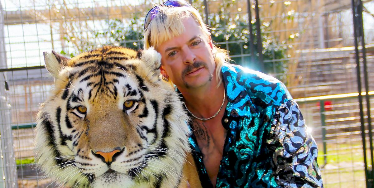 <em>Tiger King</em>'s Joe Exotic Said That He's 'Ashamed' of Himself in an Interview From Prison