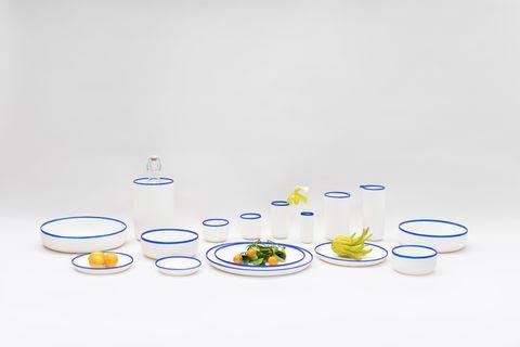 Product, Yellow, Circle, Tableware, Drinkware, Dishware, Cup,