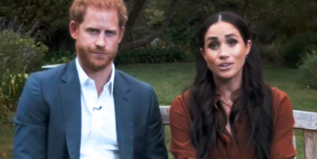 Meghan and Harry Spoke About the Election in a Rare TV Appearance