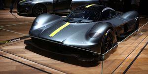 Hey The Aston Martin Valkyrie Has Headlights Now - Aston martin headlights