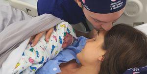 Kayla Itsines Baby Arna Leia Pearce