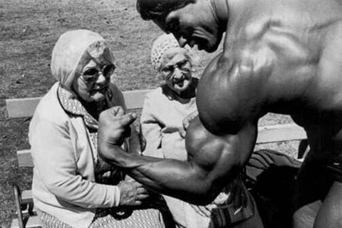 Arnold Schwarzenegger mejores fotos