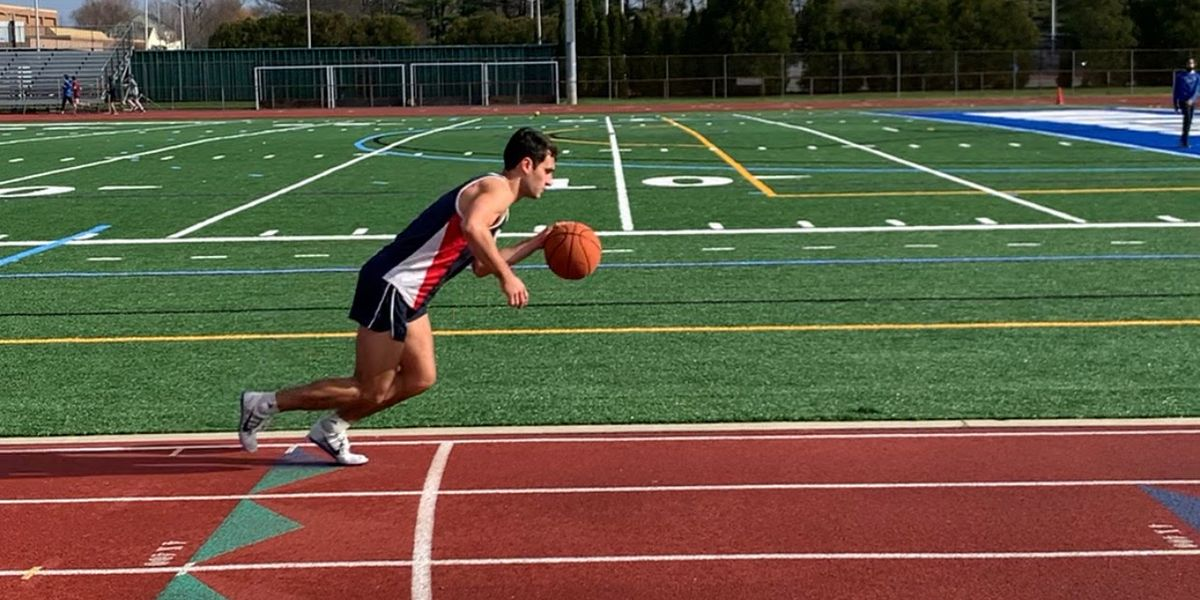 The World Record for the Fastest Mile While Dribbling a Basketball Is Broken—Again