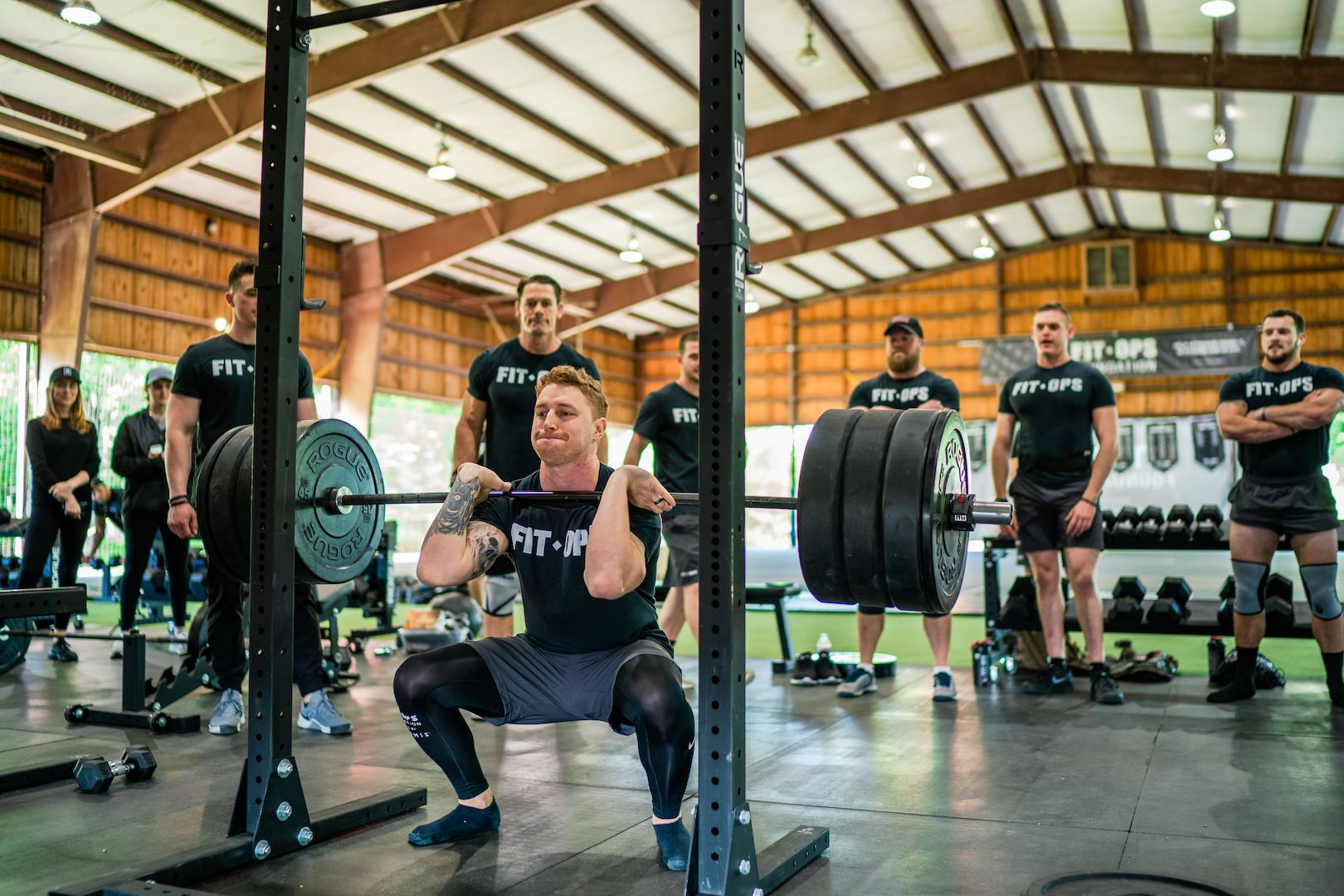 How One Organisation Wants to Save Veterans' Lives Through Fitness