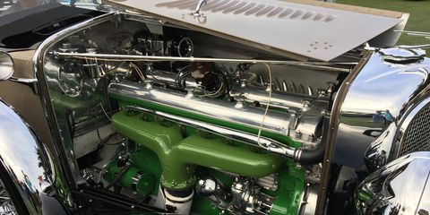 View Photos of Engines of Pebble Beach